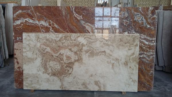 Takab travertine